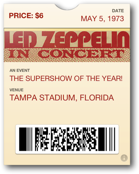 Led                         Zepellin - Tampa - 1973